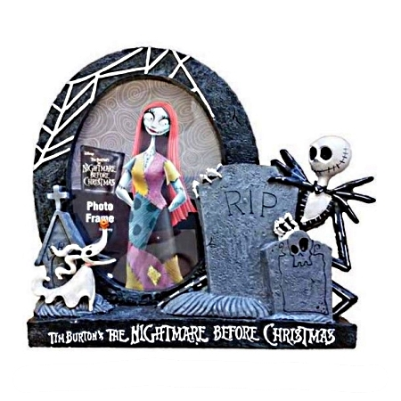 Disney Nightmare Before Christmas Jack Skellington Picture Frame