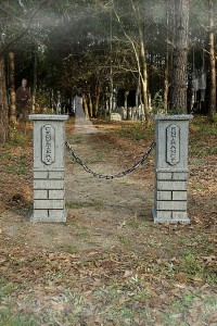 Columns Small Plaque Cemetery Entrance1web