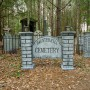 Haunted Hill Cemetery Sign2
