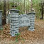 Haunted Hill Cemetery Sign3
