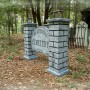 Haunted Hill Cemetery Sign4
