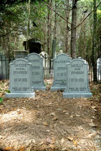 Jensen Family Plot21