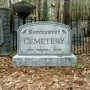 Ravenswood Cemetery Sign2