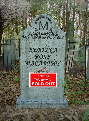Rebecca Rose Tombstone11so
