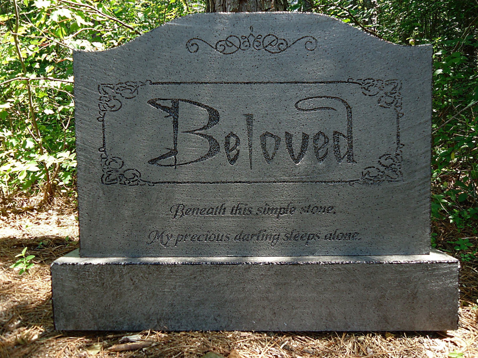 Beloved Tombstone | EvilSoulStudios.com